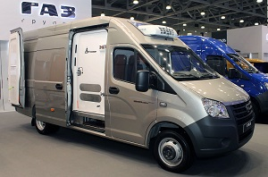 Группа ГАЗ» представила новую спецтехнику на базе автомобилей «ГАЗель NEXT» и «ГАЗон NEXT