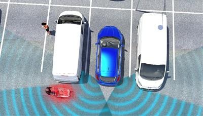 Автомобили «Форд» помогут водителям уворачиваться от аварий