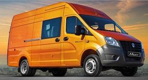 ГАЗ начал выпуск «очень большого» фургона «Газель-Next»